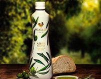 Lançamento Azeite Gallo no Brazil