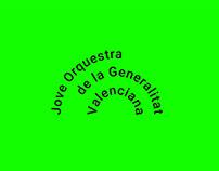 Jove Orquestra de la Generalitat Valenciana.
