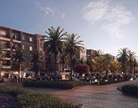 Emaar Mivida Boulevard