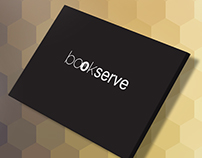 Bookserve logo Design