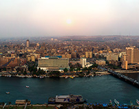 The Nile River | Panoramic Photography