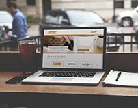 Landing page dla płatności onlilne