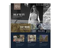 Al Ghurair Website Design