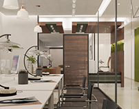 Al Tall company Design -Nablus working spaces