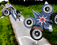 ALESSI MR.GARDNER Drone Project