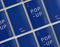 Exhibition catalog Pop-up books