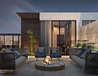 Penthouse design @con creative office