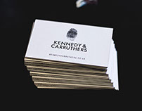 Kennedy & Carruthers Brand Identity