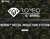 Dynamic Defense - weapon company