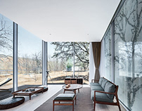 Stray Bird   Yellow River by Studio QI Architects