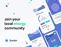 Sunter (Mobile Application) | UX/UI