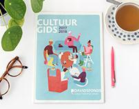 Davidsfonds Cultuurgids 2017