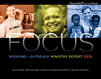 Missions  & Outreach Report for Non-Profit
