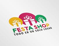 FestaShop - Logotipo