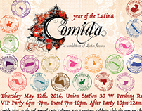 Comida KC 2016, year of the Latina