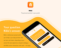 Nikki — personal assistant