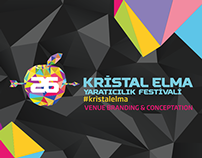 Kristal Elma 2014 Venue Branding & Visual Conceptation