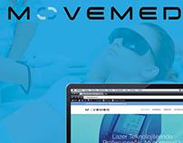Movemed Web Design
