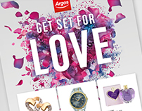 Various campaigns for Argos