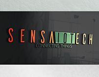 Logo Concurso (Logo Vencedora) - Sensaiotech
