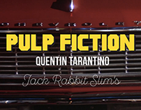 Pulp Fiction Interactive Storytelling