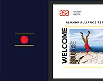 Brochure for ASA 2015|2016