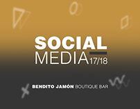 Bendito Jamón - Boutique Bar