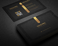 Free Royal Business Card Template