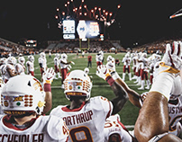 Iowa State at Texas. 11.17.18.