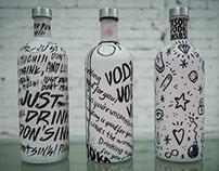 Workshop_ Doodlin´ + brandalism. Bottles & risograph