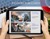 Banners for Games