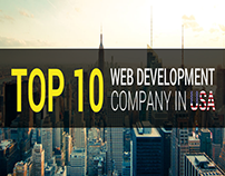 Top 10 Web development Company in USA