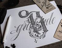 Handmade Lettering
