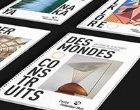 Centre Pompidou-Metz / brochure mécènes