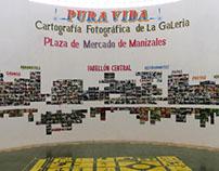 Exposición | Pura Vida, Cartografía fotográfica