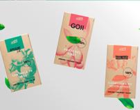 B-lab – Packagings