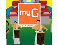 myG a digital hub