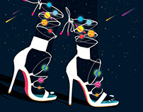 La Parisienne (WEEK-END) 'Cosmic Heels'