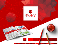 Awery Aviation Solutions branding