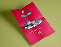 Footlocker Promo - Nike Haurache x Adidas ZX