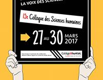 Affiche concours - Sciences humaines