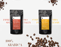 Packaging Coffee Brothers
