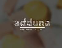 Adduna, sur les réseau sociaux...
