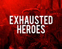 EXHAUSTED HEROES PlayStation + ONO