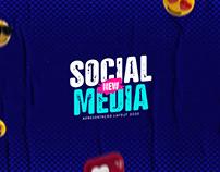 Social Media New Layout - Faculdade FARESI