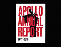 Apollo Annual Report 2017–18