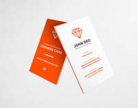 Download Business Card Mockup PSD - Freebie