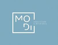 Identidade Visual - Modi