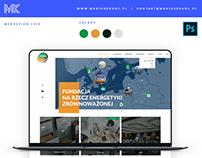 FNEZ / fundacja / webdesign