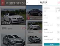 Traffica - Mobile app